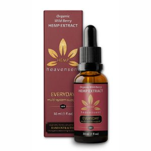 Wild Berry Hemp Extract