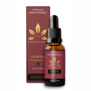 Unflavored Hemp Extract